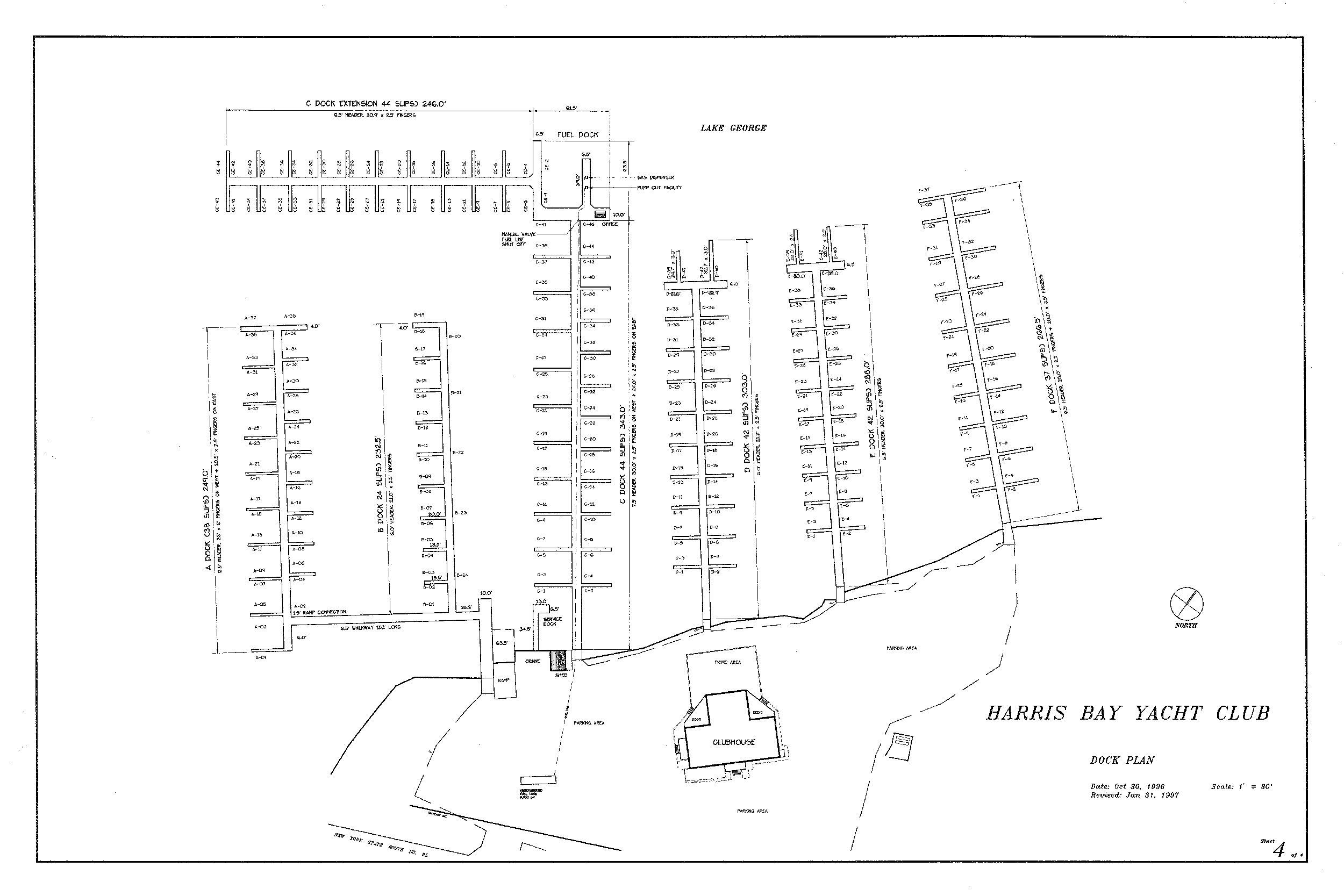 Dock-Map